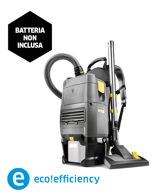 Aspiratori a batteria BV 5/1 BP new
