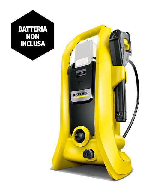 Idropulitrice a batteria K 2 Battery