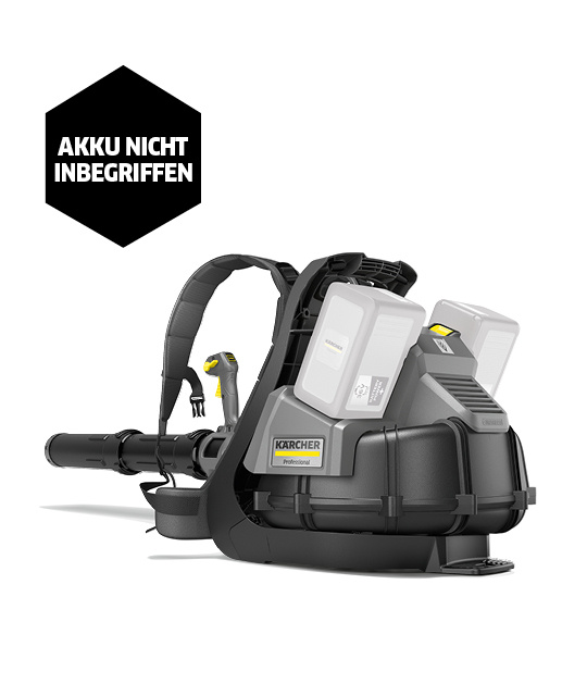 Akku-Laubbläser Backpack LBB 1060/36 Bp