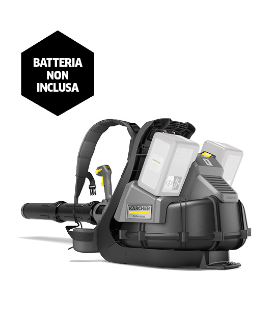 Soffiatore a batteria Backpack LBB 1060/36 Bp