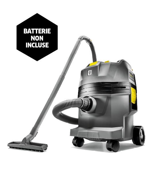 Aspirateur eau et poussières à batterie NT 22/1 AP BP L