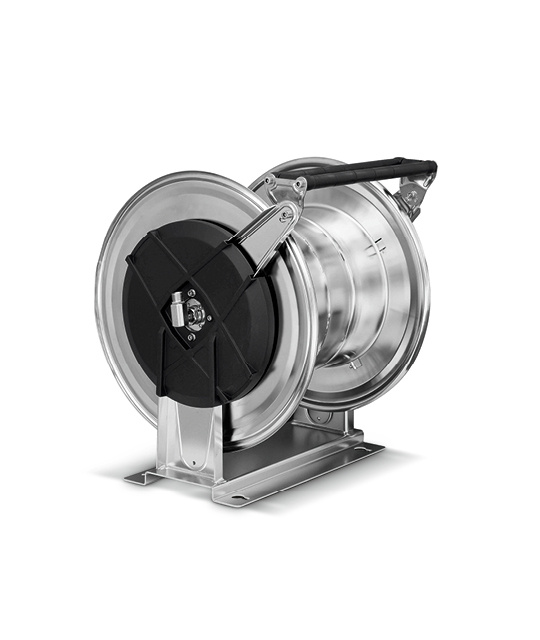 Automatische Schlauchtrommel Inox 40m
