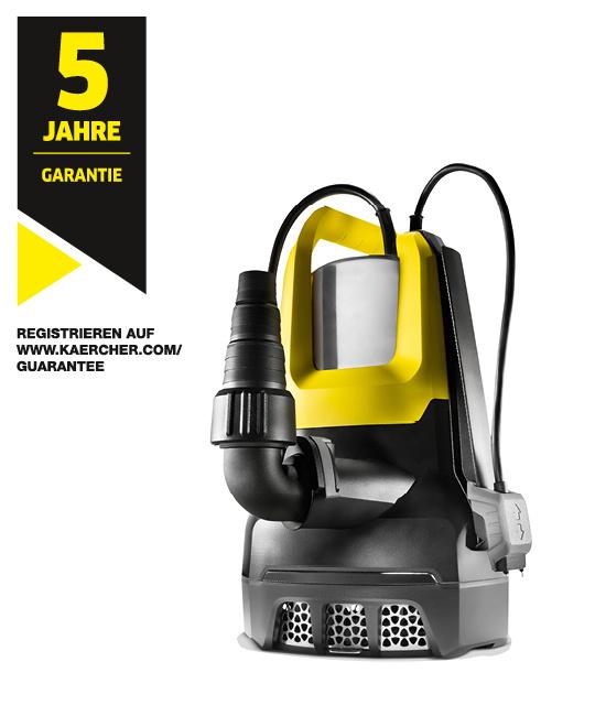 Schmutzwasser-Tauchpumpe SP 7 Dirt Inox Level Sensor