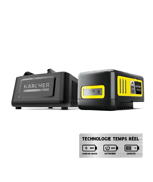 Démarreur Kit Battery Power 18/50