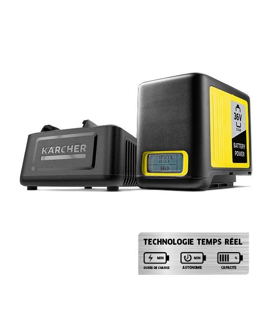 Démarreur kit Battery Power 36/50