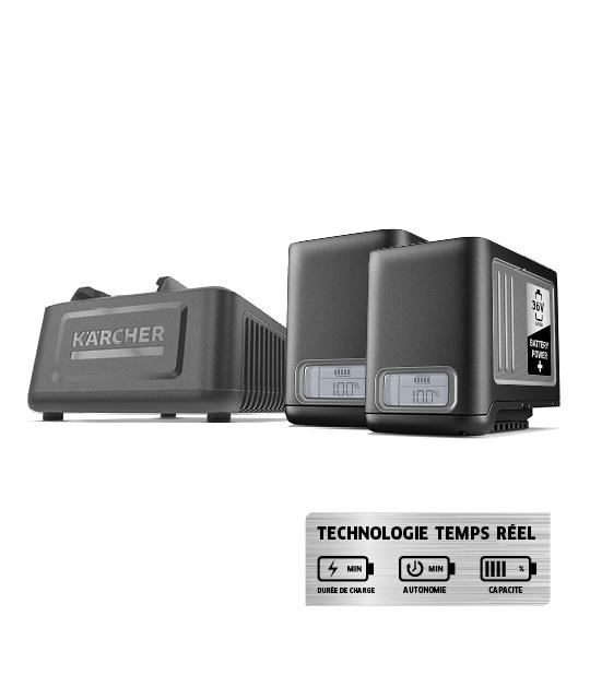 Démarreur kit Battery Power Plus 36/60