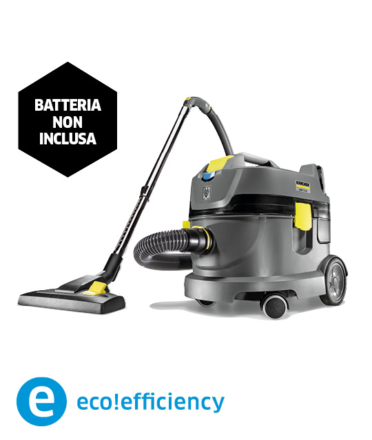 Aspiratori a batteria T 9/1 BP new